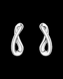 Georg Jensen Infinity örhängen - silver