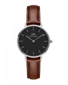 Classic Petite Black St Mawes Klocka Daniel Wellington ADW00100237