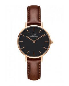 Daniel Wellington Classic Black Petite St Mawes Klocka ADW00100225